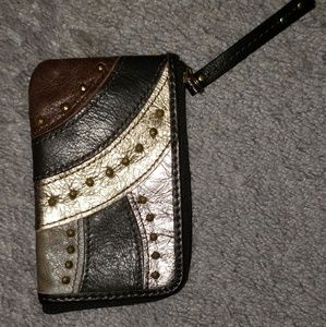Fossil ID wallet